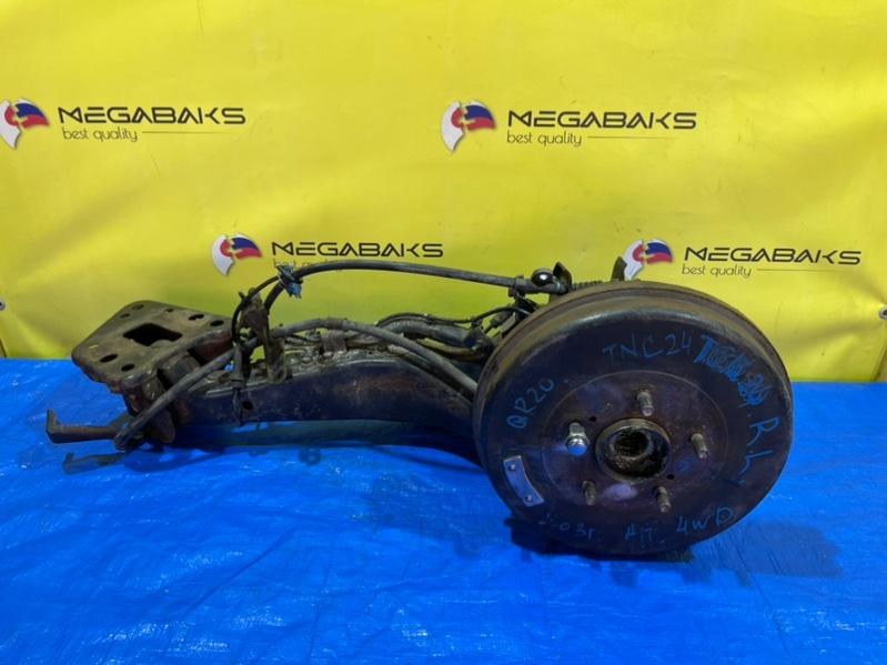 Ступица Nissan Serena TNC24 QR20DE задняя левая (б/у)