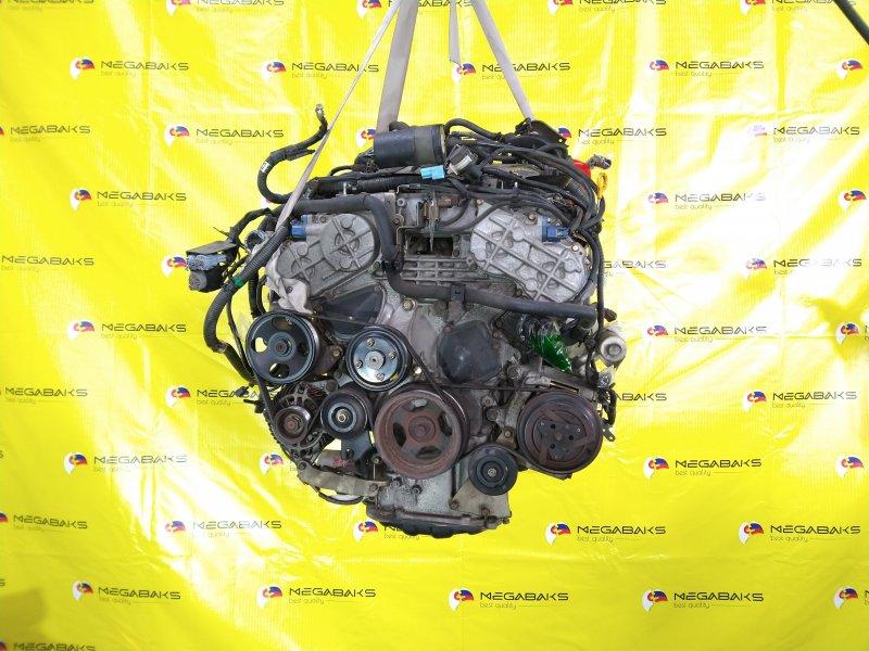 Двигатель Nissan Gloria HY34 VQ30DD 526336B (б/у)