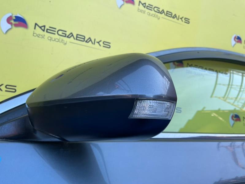 Зеркало Honda Accord CU1 левое (б/у)