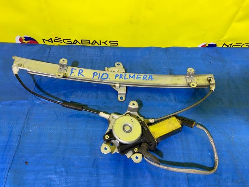 Стеклоподъемник Nissan Primera P10 передний правый (б/у)