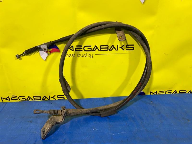 Тросик ручника Nissan Sunny FNB14 GA15DE задний левый (б/у)