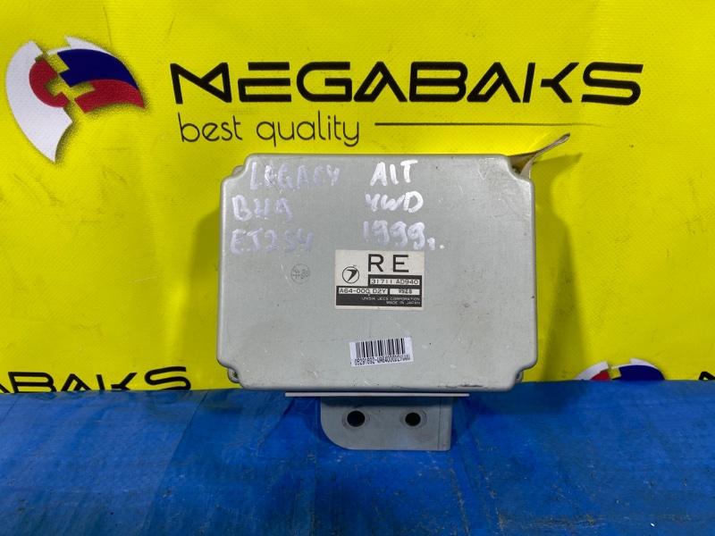 Блок управления акпп Subaru Lancaster BH9 EJ254 (б/у)
