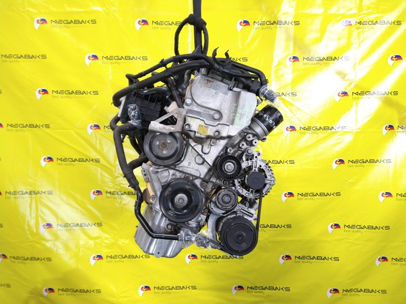 Двигатель Volkswagen Golf 5K1 CAX 2008 (б/у)