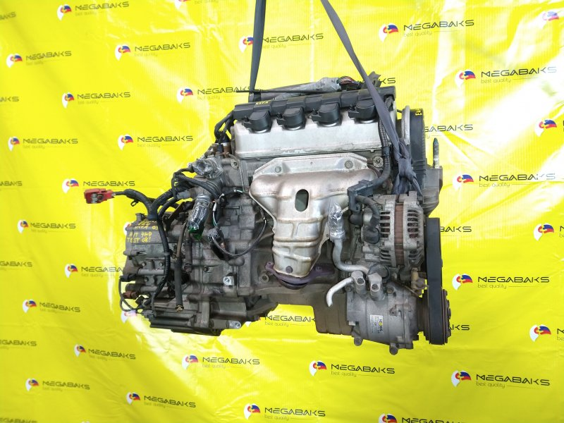 Двигатель Honda Civic EU4 D17A 2003 1201591 (б/у)