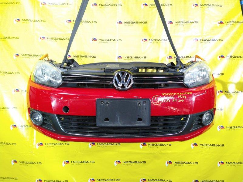 Nose cut Volkswagen Golf MK6 CAXA 2008 (б/у)