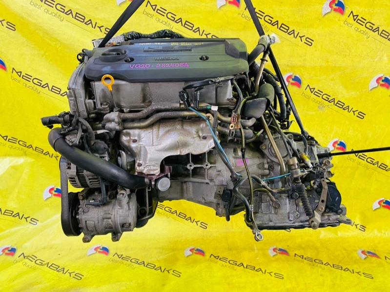 Акпп Nissan Cefiro A33 VQ20DE 2001 RE4F04B FN44 (б/у)