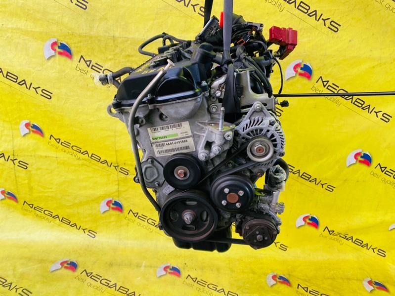 Двигатель Mitsubishi Colt Z23W 4A91 2009 0151569 (б/у)