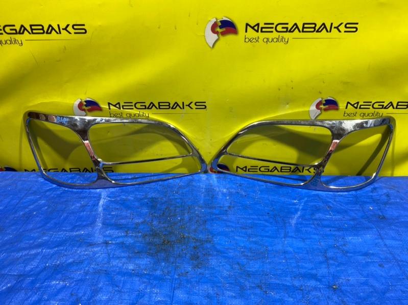 Очки на фары Subaru Lancaster BHE (б/у)