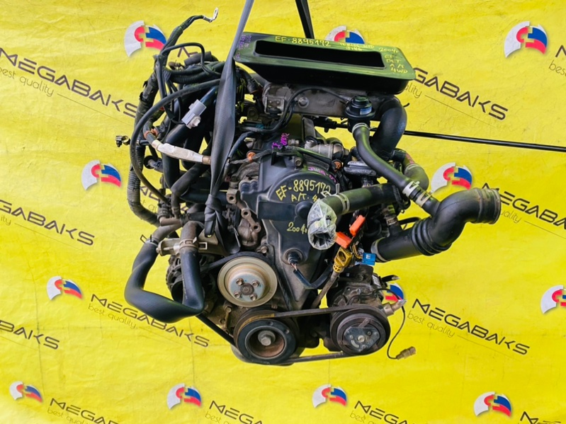 Двигатель Daihatsu Terios Kid J111G EF-DET 2004 8895172 (б/у)