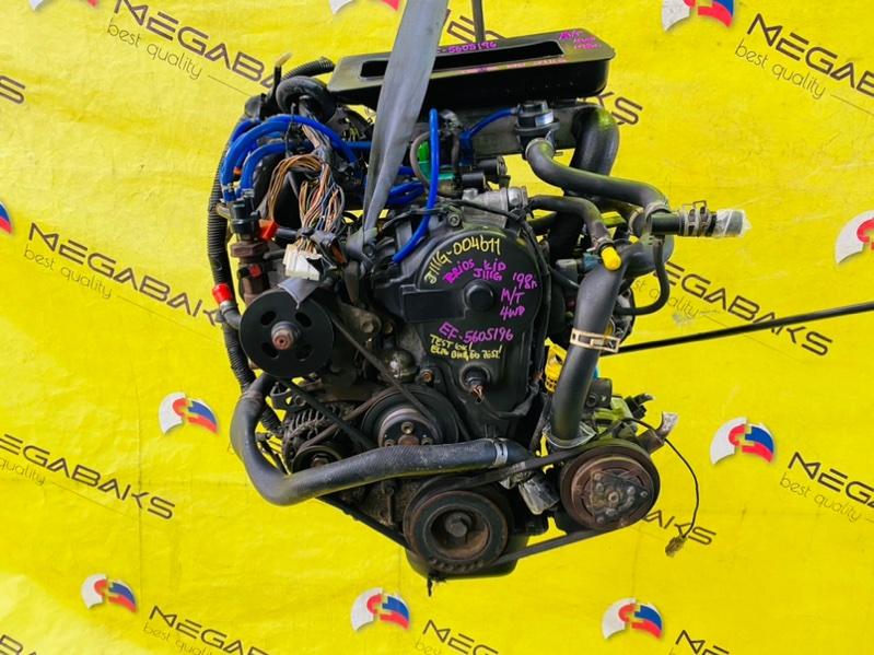 Двигатель Daihatsu Terios Kid J111G EF-DET 2004 5605196 (б/у)