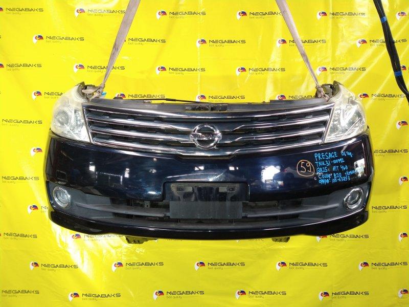 Nose cut Nissan Presage TNU31 QR25DE 2006 100-63853 (б/у)