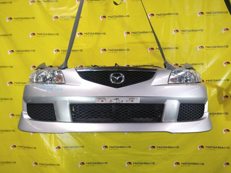 Nose cut Mazda Premacy CP8W FP 2004 P2480, XENON (б/у)
