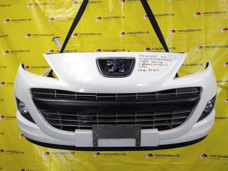 Nose cut Peugeot 207 VF3WC5 EP6C 2009 (б/у)