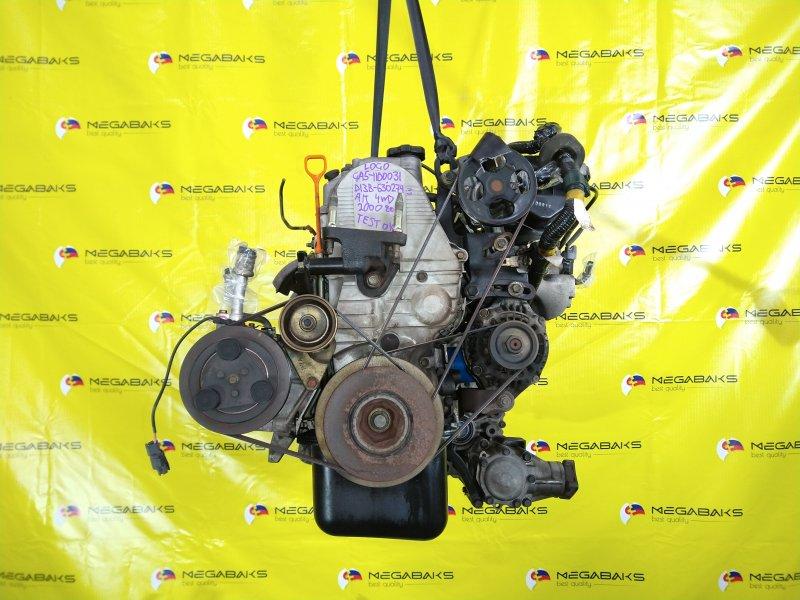 Двигатель Honda Logo GA5 D13B 2000 6302743 (б/у)