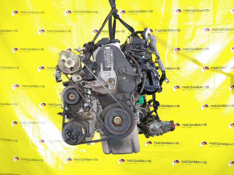 Двигатель Honda Stream RN2 D17A 2003 2256069 (б/у)