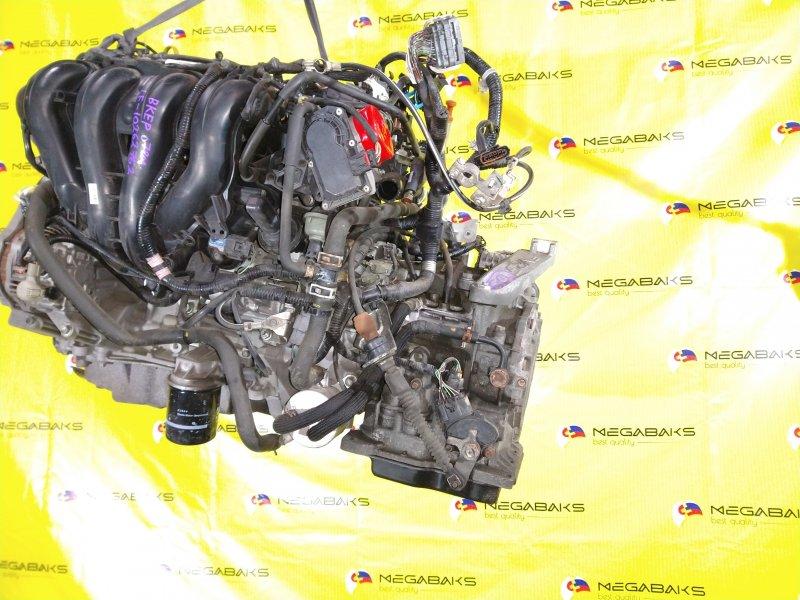 Акпп Mazda Axela BKEP LF-VE 2007 (б/у)
