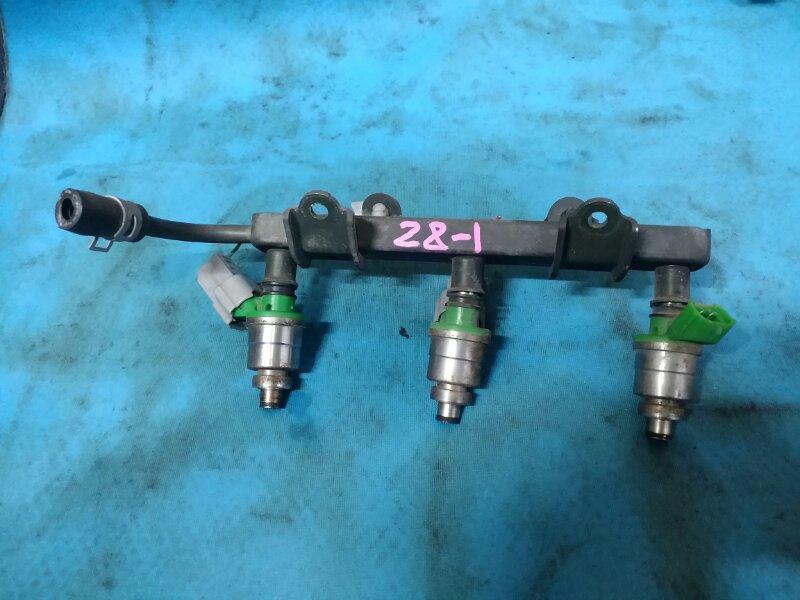 Инжектор Suzuki Jimny JB23 K6A (б/у)