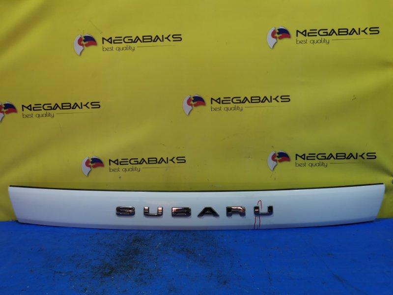 Накладка 5-й двери Subaru Forester SG5 I MODEL (б/у)