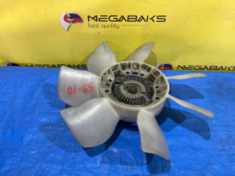 Вискомуфта Toyota Mark Ii GX105 1G-FE (б/у)