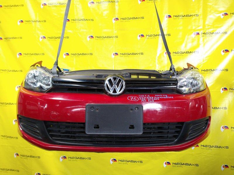 Nose cut Volkswagen Golf 6 MK6 5K CAX 2008 (б/у)