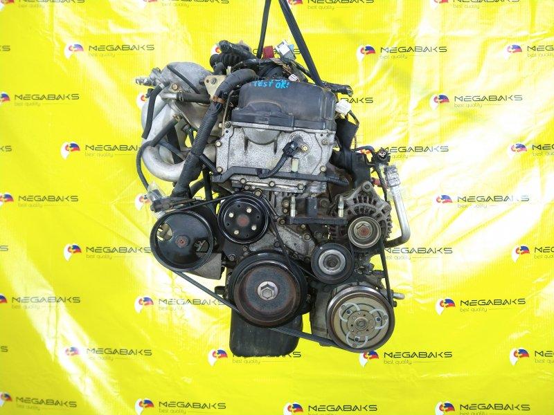Двигатель Nissan Wingroad WHNY11 QG18DE 2001 218652A (б/у)