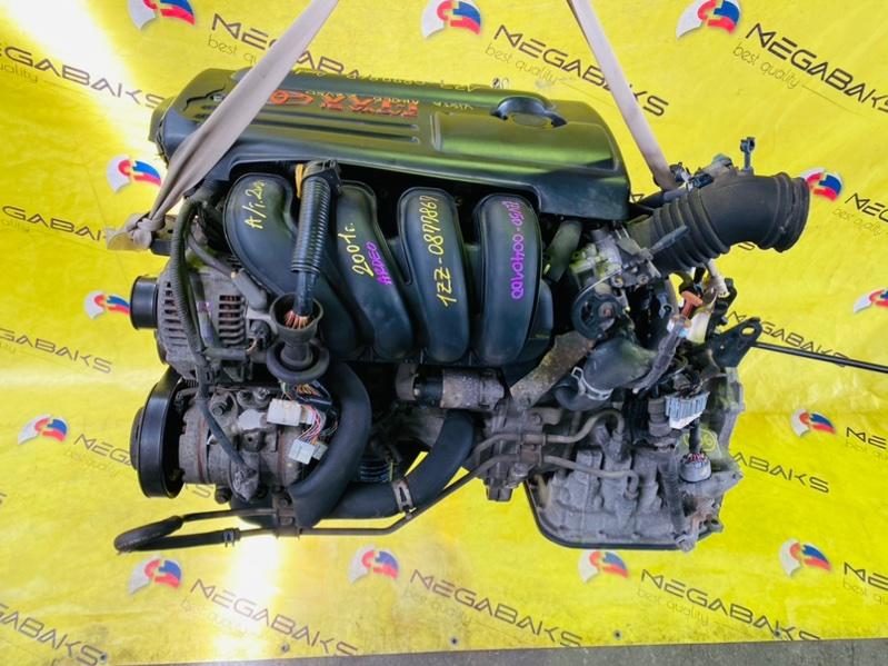 Двигатель Toyota Vista Ardeo ZZV50 1ZZ-FE 2001 0877867 (б/у)