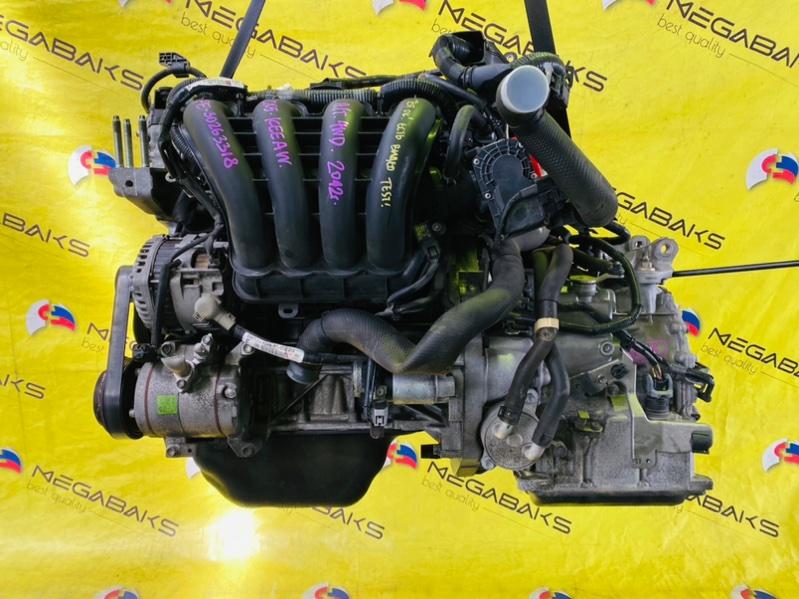 Двигатель Mazda Cx-5 KEEAW PE-VPS 2013 30263318 (б/у)