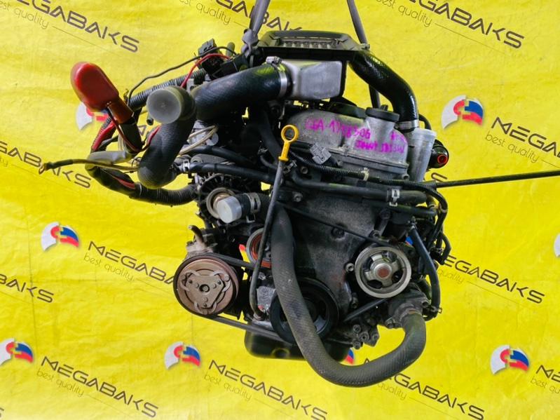 Двигатель Suzuki Jimny JB23W K6A-T 2001 1788306 (б/у)