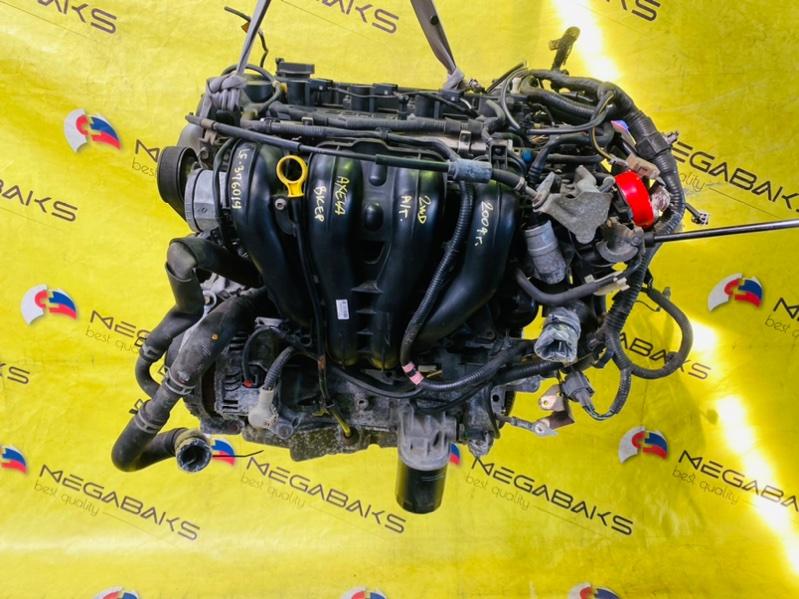 Двигатель Mazda Axela BKEP LF-DE 2004 376014 (б/у)