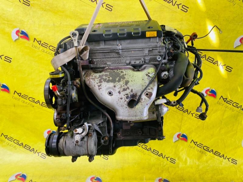 Двигатель Mitsubishi Chariot Grandis N84W 4G64 2002 GY2095 (б/у)