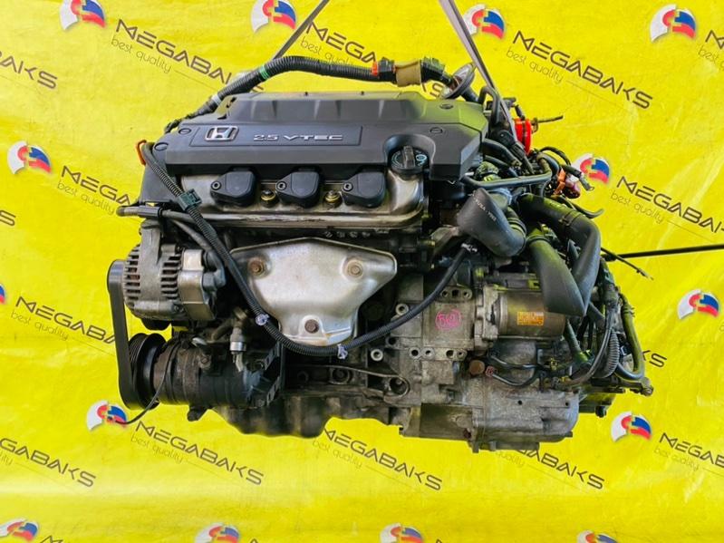 Двигатель Honda Inspire UA4 J25A 2000 2002862 (б/у)