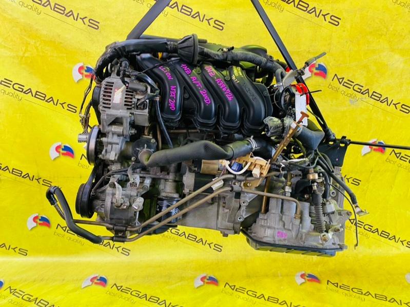 Двигатель Toyota Allion NZT240 1NZ-FE 2002 A396726 (б/у)