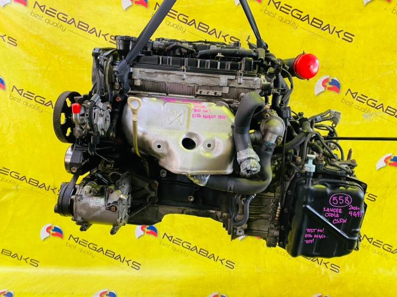 Акпп Mitsubishi Lancer Cedia CS5W 4G93 2006 F1C1A 2F4Z (б/у)