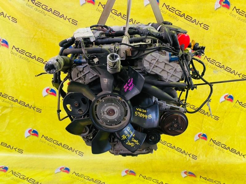 Двигатель Nissan Gloria HY34 VQ30DD 2003 578491B (б/у)
