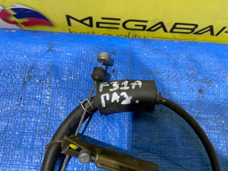 Тросик акселератора Mitsubishi Diamante F31A 6G73 (б/у)