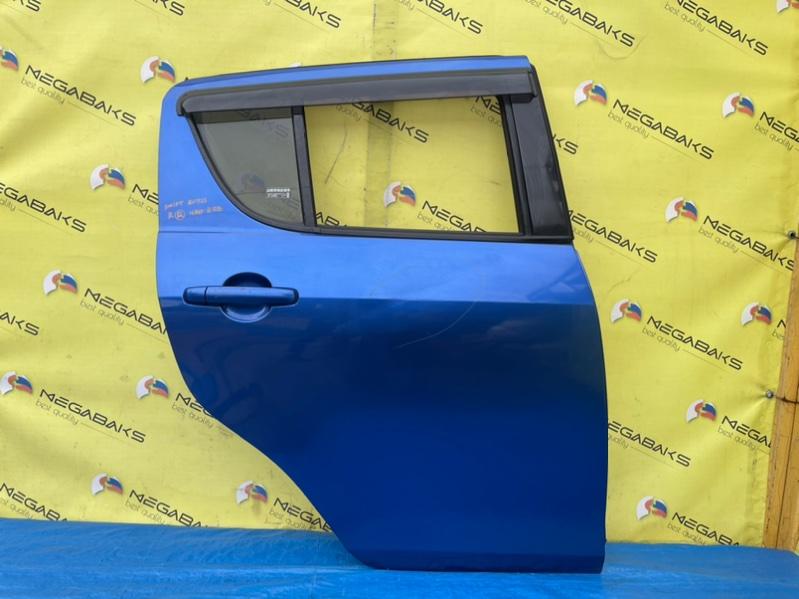 Дверь Suzuki Swift ZC72S задняя правая (б/у)