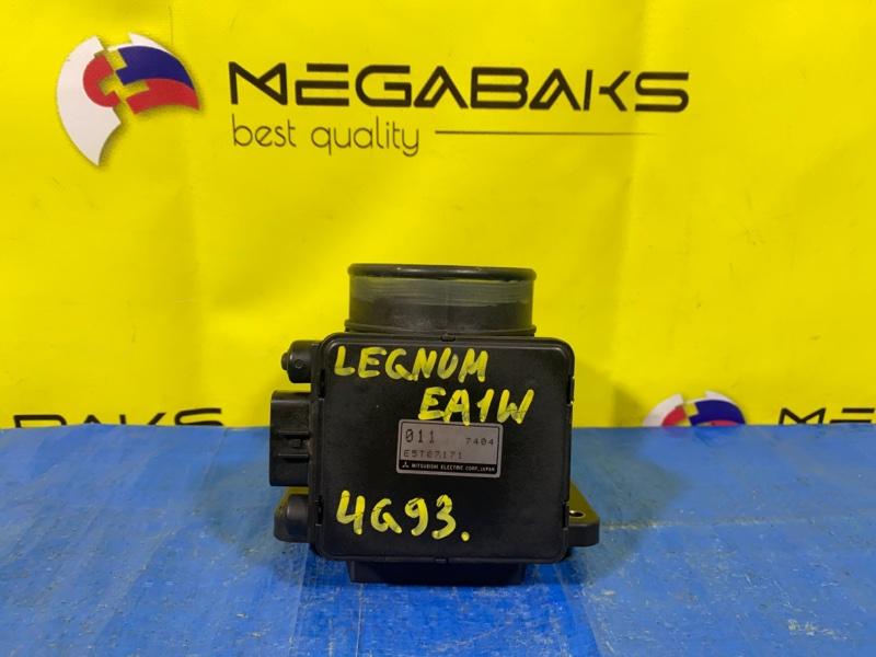 Расходомер воздушный Mitsubishi Legnum EA1W 4G93 (б/у)