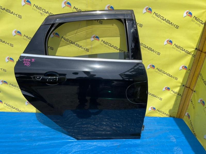 Дверь Ford Focus BK 2010 задняя правая (б/у)
