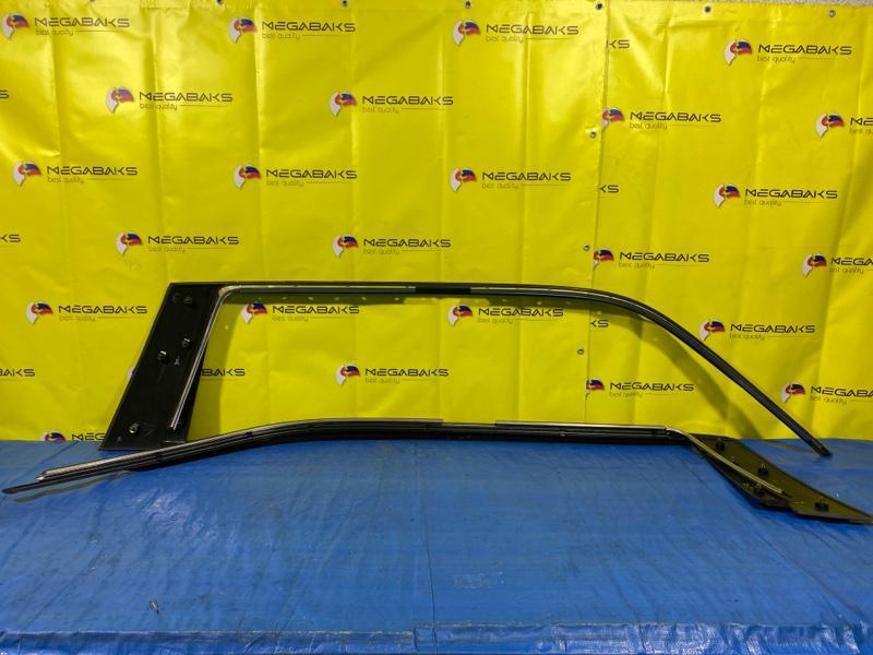 Ветровики комплект Subaru Forester SG5 (б/у)