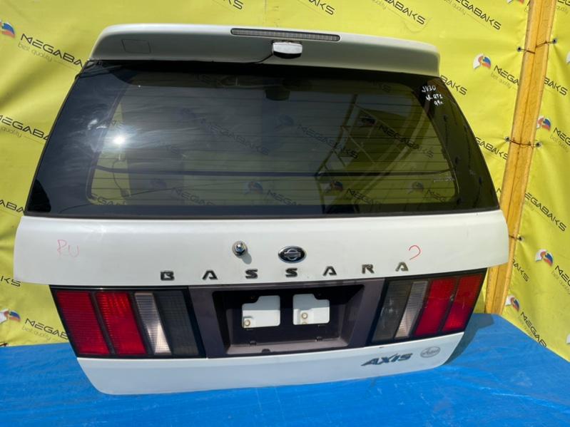 Дверь задняя Nissan Bassara U30 AXIS, CAMERA (б/у)