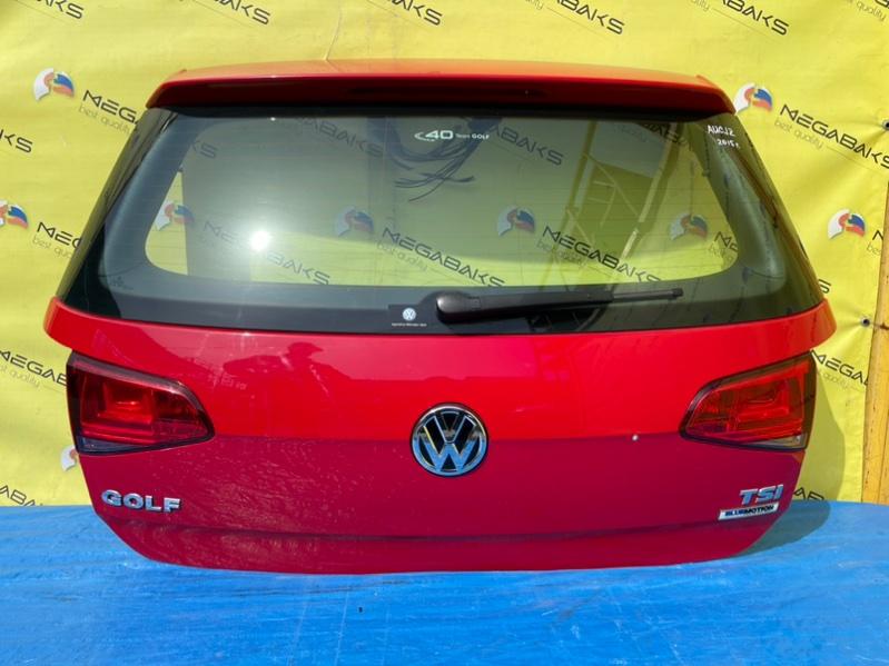 Дверь задняя Volkswagen Golf MK7 2015 (б/у)