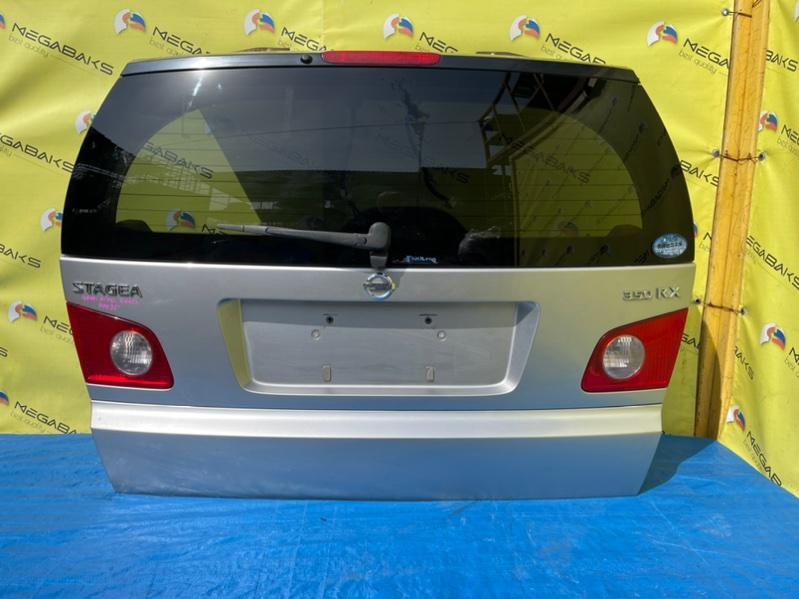 Дверь задняя Nissan Stagea M35 (б/у)
