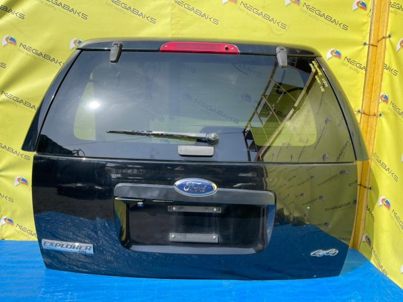 Дверь задняя Ford Explorer IV XS 2005 camera (б/у)
