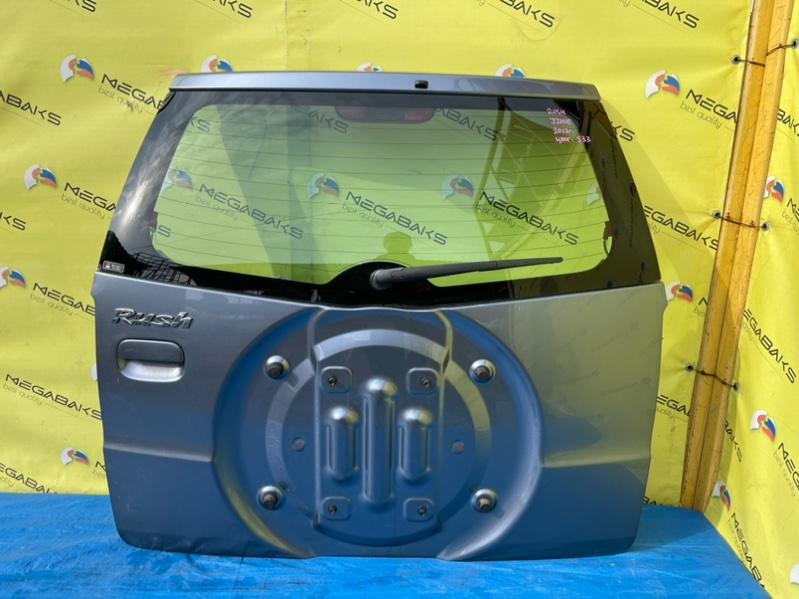 Дверь задняя Toyota Rush J200E (б/у)