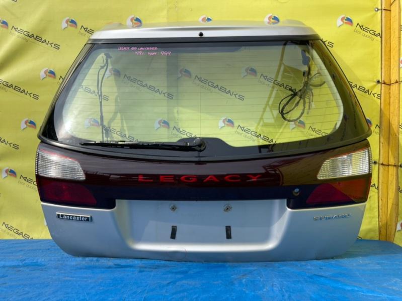 Дверь задняя Subaru Lancaster BH9 (б/у)