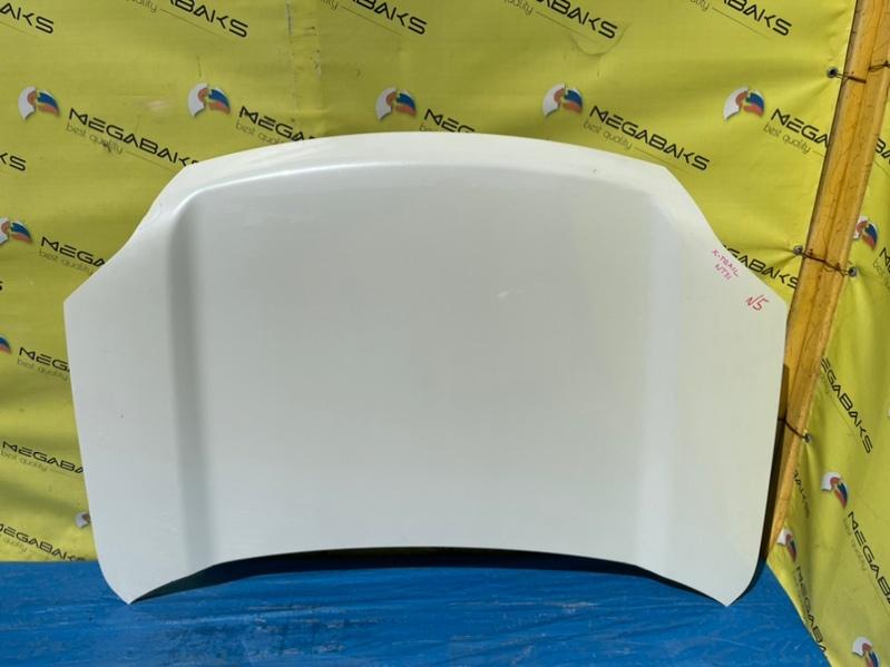 Капот Nissan X-Trail T31 (б/у)