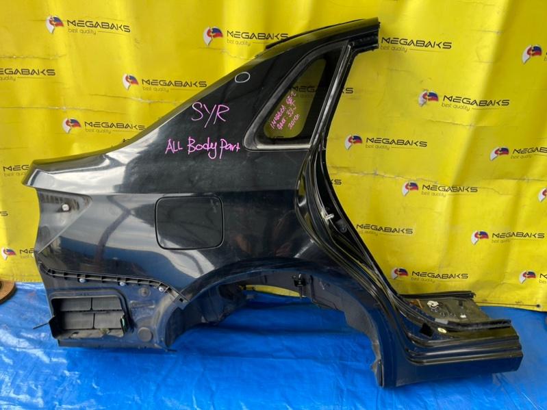 Крыло Subaru Impreza GE2 заднее правое (б/у)