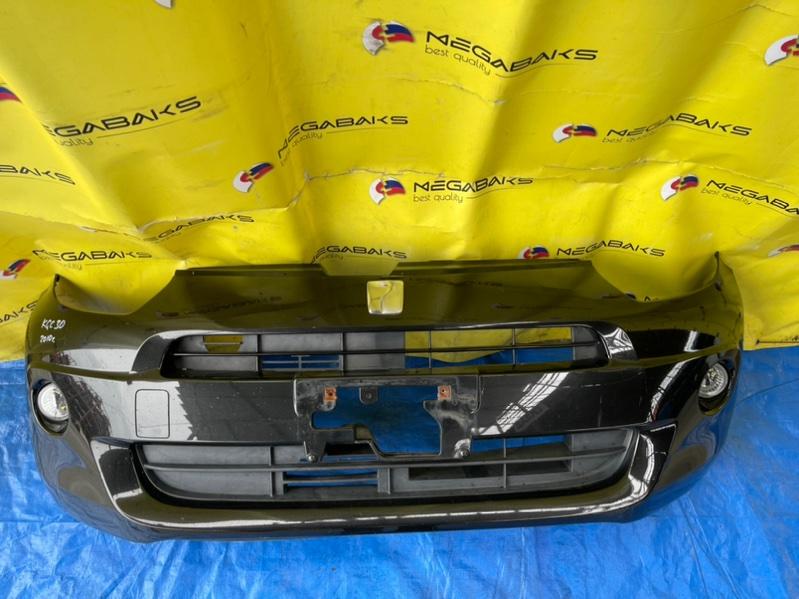 Бампер Toyota Passo KGC30 передний I MODEL (б/у)