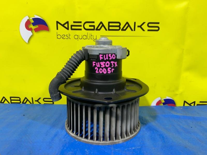 Мотор печки Mitsubishi Fuso FU50 (б/у)