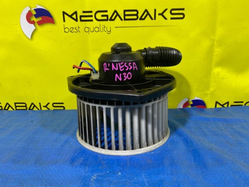 Мотор печки Nissan R'nessa N30 (б/у)